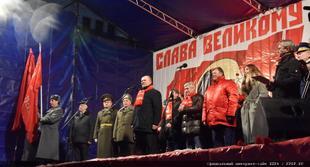 Геннадий Зюганов: День Великого Октября должен быть восстановлен как главный государственный праздник!