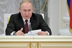 Путин рассказал о потере года в реализации нацпроектов. А ведь он предупреждал, что «времени на раскачку нет» год назад, и два года назад, и три… и даже 12 лет назад