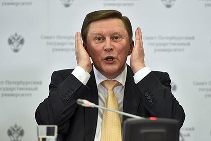 Молния. Путин уволил главу администрации президента Сергея Иванова