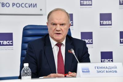 Геннадий Зюганов: Мы пойдем на выборы мощной командой от народно-патриотических сил