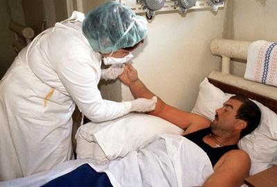 На Ямале 60 человек из очага сибирской язвы остаются в больнице
