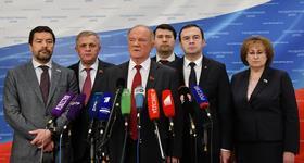 Геннадий Зюганов: Мы боролись и будем бороться за Украину