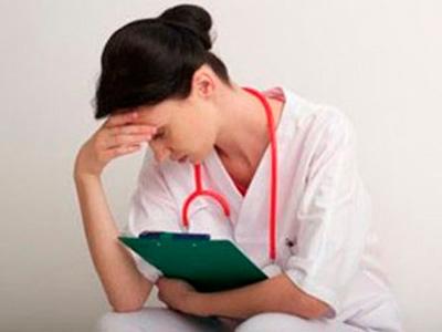 О профессиональных заболеваниях медработников