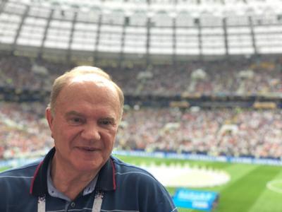 Геннадий Зюганов: Теперь надо думать, как развивать детско-юношеский спорт