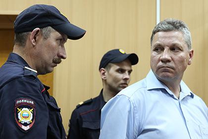 Генерала-таможенника осудили на пять лет