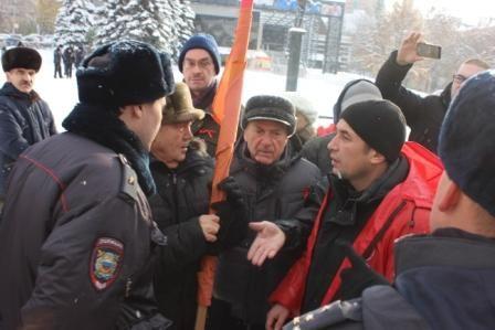 Власти Башкирии не разрешили публично отмечать годовщину Великого Октября