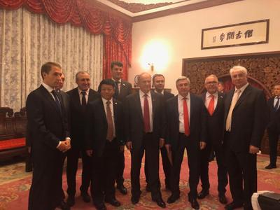 В КПРФ отметили, что КНР уверенно движется к реализации национальных целей