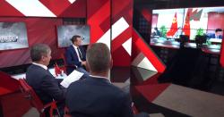 На «Красной Линии» прошел телемост Москва-Пекин, посвященный борьбе с коронавирусом