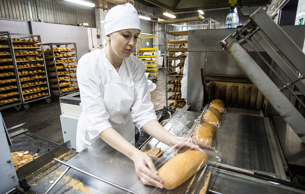 Хлебозаводы предупредили о повышении цен на хлеб