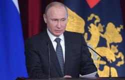 Путин призвал МВД бороться с собой