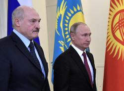 «Вместе воевали, а платим по-разному». Лукашенко поспорил с Путиным о цене на газ для Белоруссии