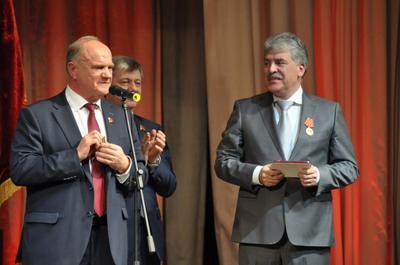 В совхозе имени Ленина прошли праздничные мероприятия в честь 100-летнего юбилея