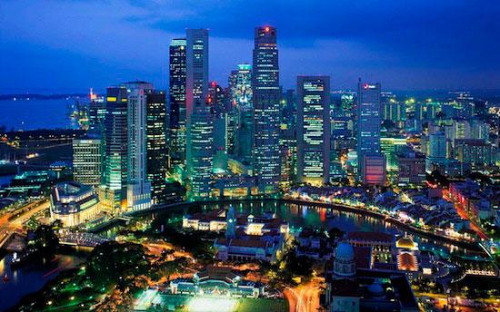 Современный Сингапур