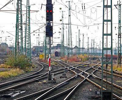 Коррупция в ОАО Российские Железные Дороги