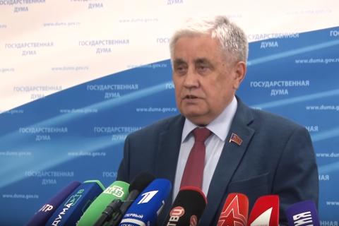 КПРФ в Госдуме: «Мы защитим наши народные предприятия»