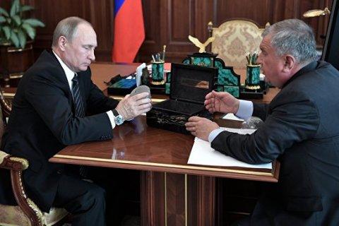 Путин попросил «Роснефть» повысить дивиденды. Только не за 2016 год, ответили в компании