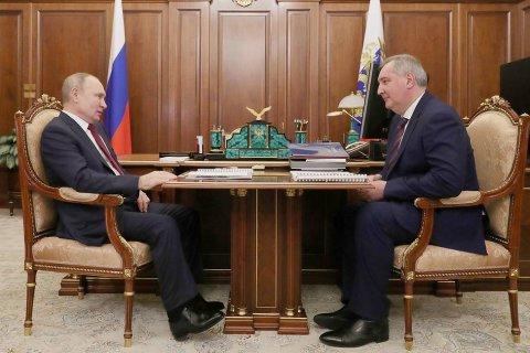 В Кремле оправдали Рогозина за его «титанические усилия»