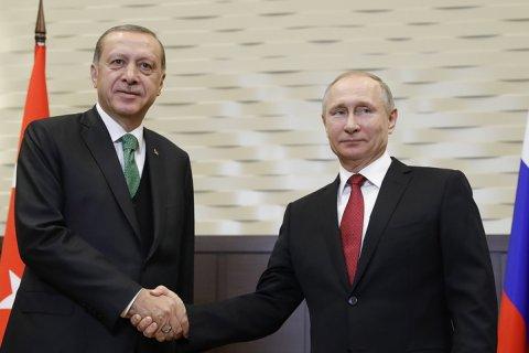 Путин и Эрдоган обо всем договорились, а о помидорах и визах — нет