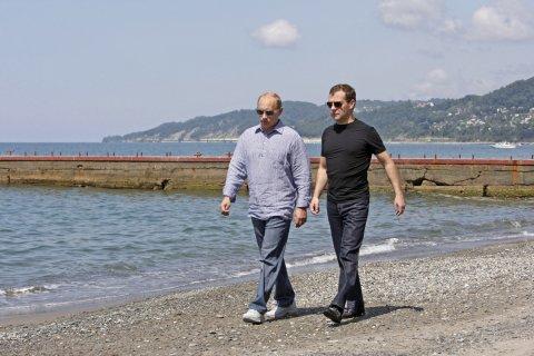 Путин дал указание правительству ввести курортный сбор