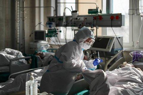 Число умерших от коронавируса в России превысило 180 тысяч
