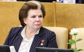 Заседание Госдумы нового созыва откроет Терешкова. Это награда за «обнуление Путина»