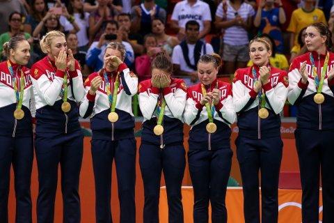 Итоги Олимпиады: 107 из 280 российских спортсменов завоевали медали