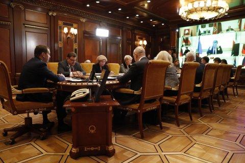 Новости нацпроектов. Медведев уличил губернаторов в очковтирательстве: «Хватит врать»