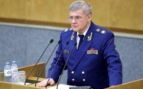 Генпрокурор Юрий Чайка: Несоблюдение трудовых прав — самая острая проблема в России