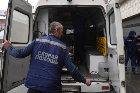 В ходе реформы здравоохранения число врачей скорой помощи сократили в 1,5 раза