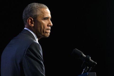 Иносми: Обама похож на алкоголика в закрывающемся баре