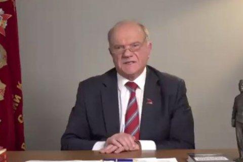 Геннадий Зюганов: Руководству Белоруссии надо максимально консолидироваться