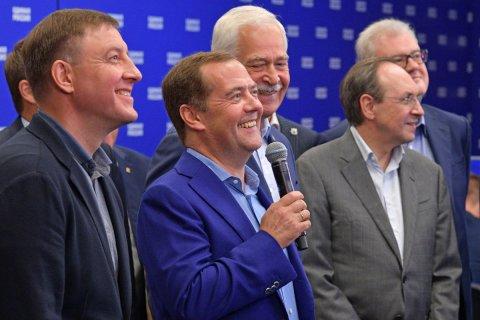 «Жахнула на этих выборах всех». В Кремле объявили о победе «Единой России» на выборах