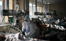 Число заболевших коронавирусом в России превысило 1,9 млн человек