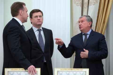 Нефтяные магнаты «выбили» из правительства льготы на 100-150 млрд рублей