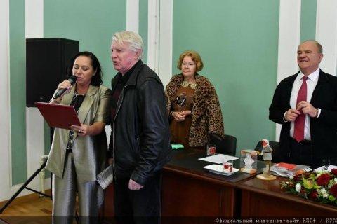 Геннадий Зюганов: Русская душа, русский характер не приняли воровского, феодального капитализма