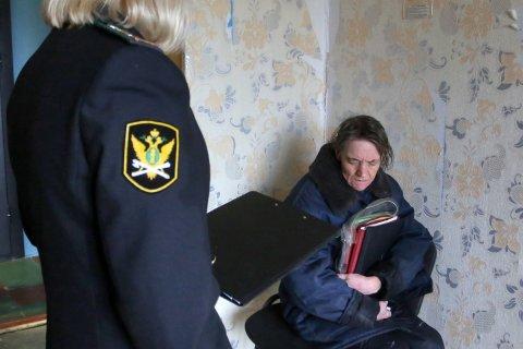 В России начали взыскивать налог за долги