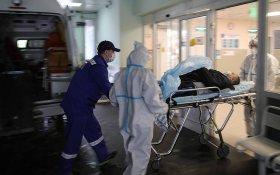 Количество умерших от коронавируса в России превысило 14 тысяч человек