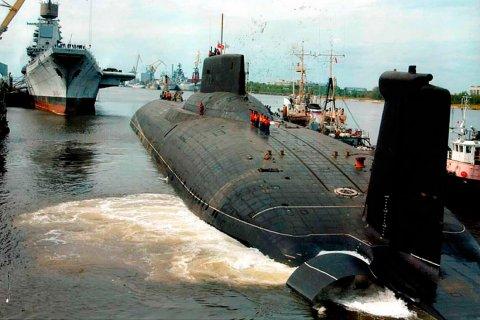 Российскому флоту пообещали передать три атомных подлодки до конца 2021 года