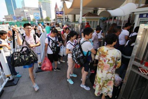 Перед саммитом G20 власти Китая освободили город Ханчжоу от людей