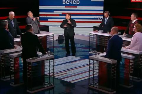 Жириновский призвал «отправить всех коммунистов на плаху». За слова ему придется ответить