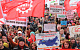 Опрос: На акции протеста готовы выйти четверть россиян