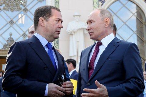 Как это делается в России. Владимир Путин одобрил, а Дмитрий Медведев подписал Парижское соглашение по климату