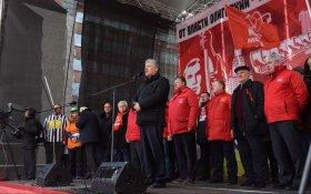 Павел Грудинин поблагодарил КПРФ за поддержку