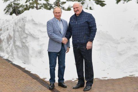 Путин и Лукашенко провели двухдневные переговоры. Все, что сообщает Кремль, что они были «своевременными»