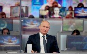 Обухов: Кремль пытается поднять рейтинг Путина с помощью «Прямой линии с президентом»