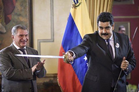 «Роснефть» продала государству за 300 млрд рублей никому ненужные активы в Венесуэле