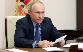 Путин заявил, что говорить о победе над коронавирусом рано