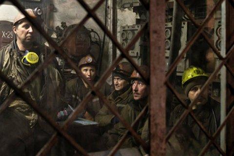 Сотни шахтеров оказались заблокированы на шахте в Донецке из-за обстрелов ВСУ