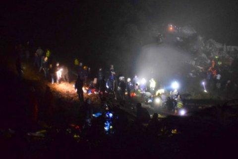 В Колумбии разбился самолет с бразильской футбольной командой