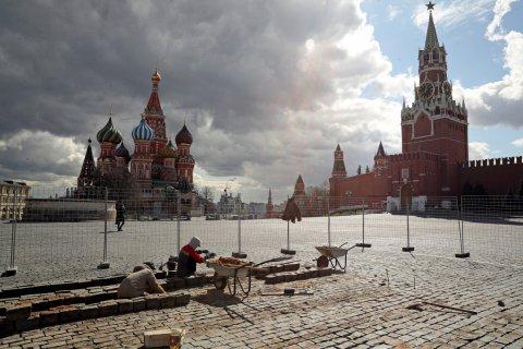 В Москве введен пропускной режим. Подробности